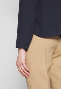 Filippa K - MARIELLE - Button-down blouse - navy - 6