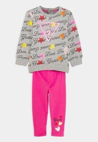 Guess - ACTIVE SET - Sweatshirt - pink - 0