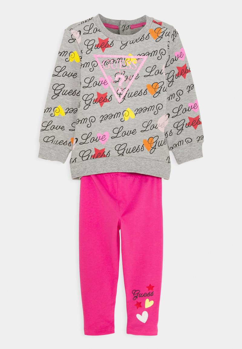 Guess - ACTIVE SET - Sweatshirt - pink
