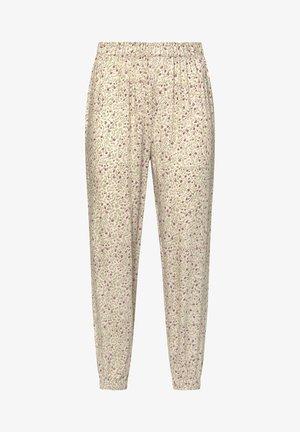DITSY FLORAL - Nattøj bukser - beige