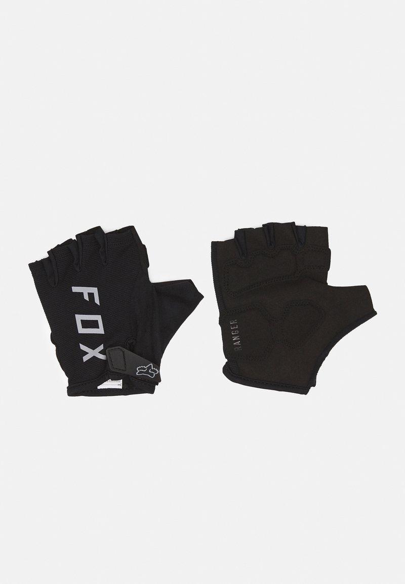 Fox Racing - RANGER GLOVE GEL SHORT - Fingerhansker - black