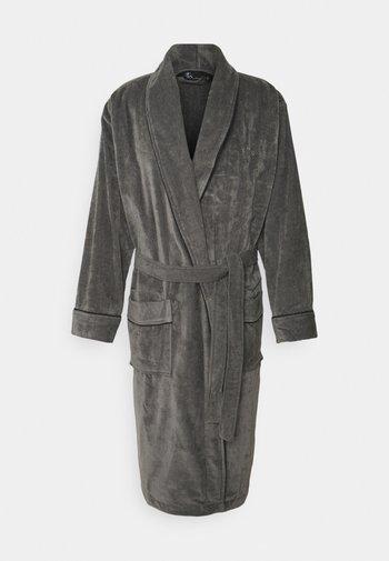 BATHROBE - Dressing gown - grau