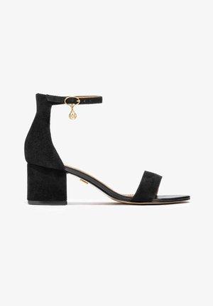 TANZANY - Sandals - black