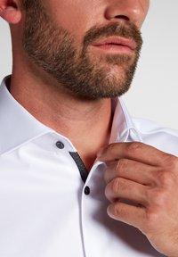Eterna - MODERN FIT - Formal shirt - weiß - 2