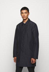 PS Paul Smith - Waterproof jacket - dark blue - 0