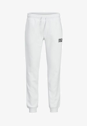JJIGORDON  - Pantalon de survêtement - white