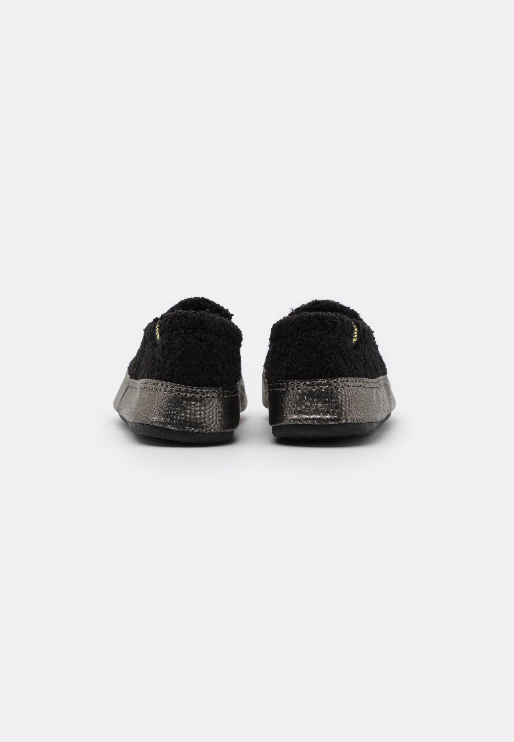 Flip*flop Hausschuh - Black/schwarz