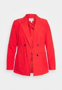 Simply Be - FASHION - Blazer - red orange - 0