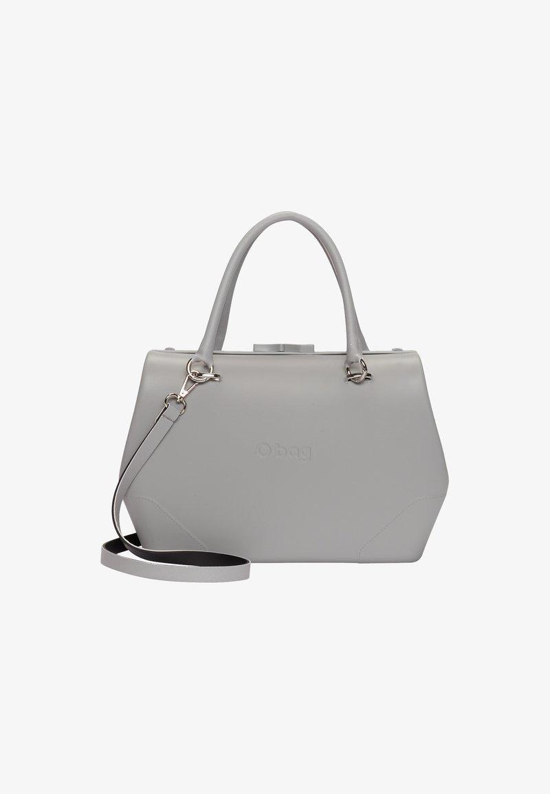O Bag - Handbag - grigio chiaro