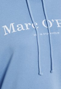Marc O'Polo - RAGLAN SLEEVE HOODED - Hoodie - washed cornflower - 2