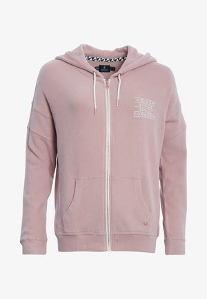 LIL ZIP - Sweatjacke - faded mauve
