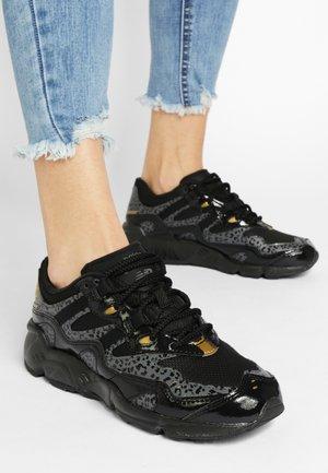 Sneakers basse - black/gold