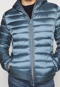 Save the duck - IRISY - Winter jacket - steel blue - 5