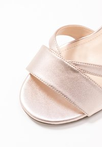 Anna Field Wide Fit - LEATHER - Sandalen - rose gold - 2