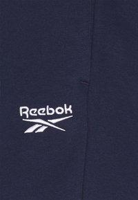 Reebok - SHORT - Sports shorts - navy - 5