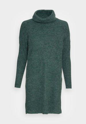 ONLJANA L/S COWLNECK  - Robe pull - mallard green