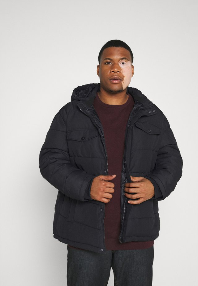 JJREGAN PUFFER  - Winter coat - black