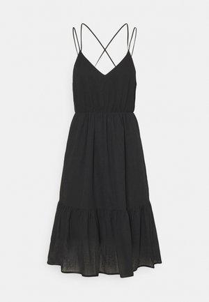 ANNABELLA - Day dress - black print