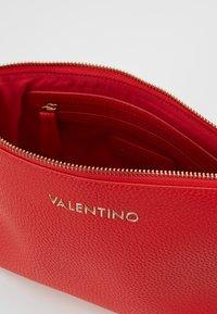 Valentino Bags - SUPERMAN - Wash bag - red - 5