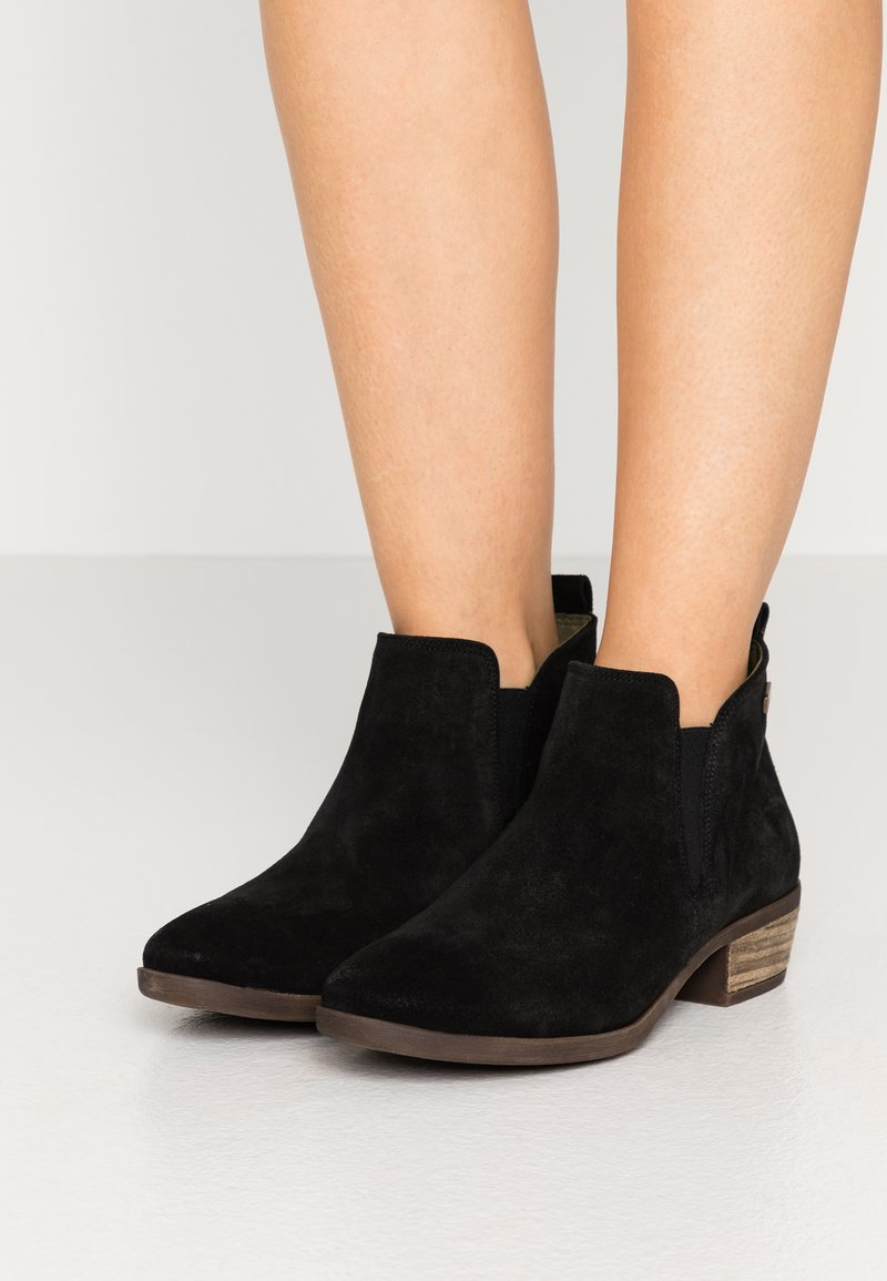 Barbour - HEALY - Ankle boots - black