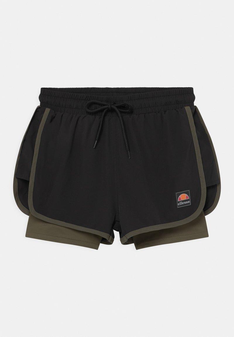 Ellesse - MAYLIA - Sports shorts - khaki/black