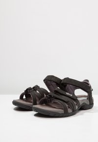 Teva - TIRRA - Walking sandals - black - 2