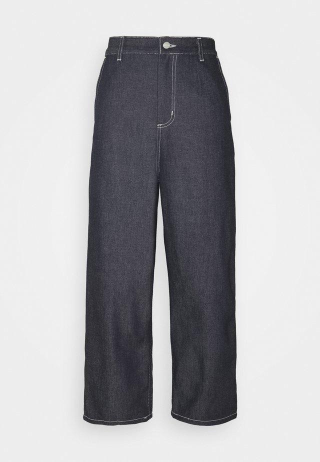 ARMANDA PANT - Pantaloni - blue