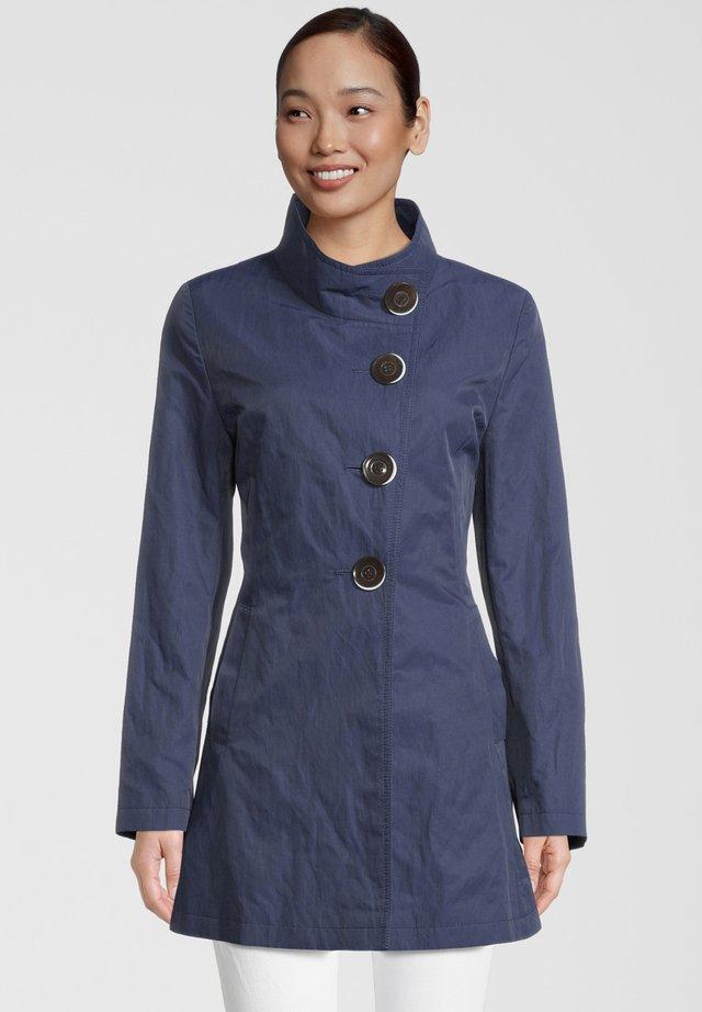 ALMARIE - Short coat - indigo