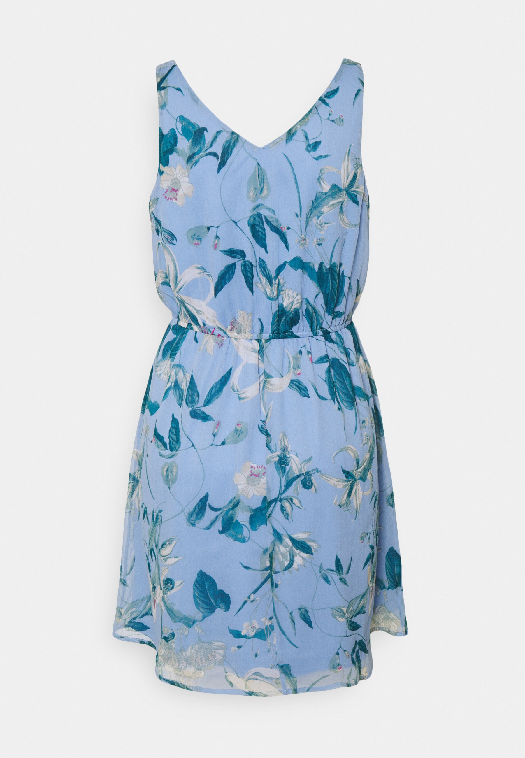 Damen VMWONDA NEW SINGLET SHORT DRESS - Freizeitkleid