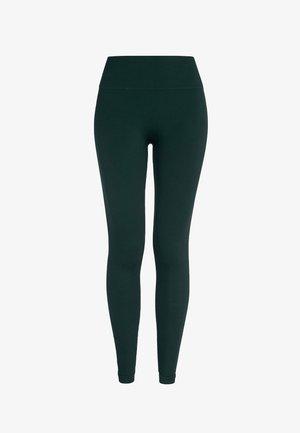 Leggings - deep green