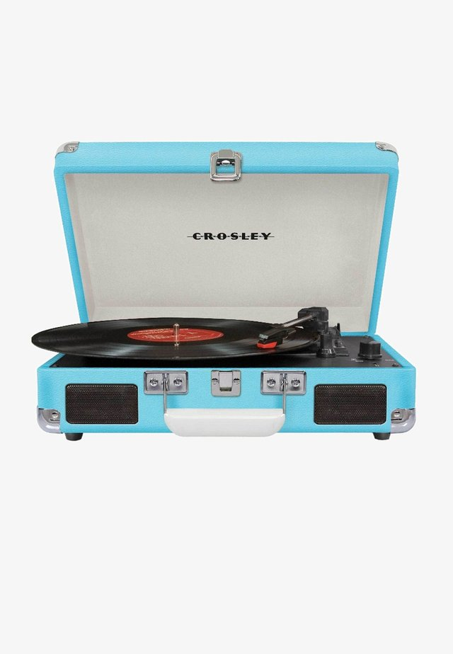 PLATTENSPIELER CRUISER DELUXE - Record player - turquoise