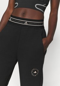 adidas by Stella McCartney - Tracksuit bottoms - black - 5