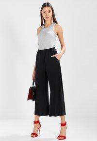 mbyM - MOULAN - Trousers - black - 1