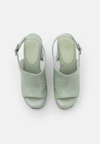 Jeffrey Campbell - Platform sandals - mint green - 5