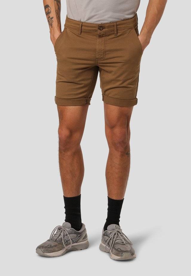 PIRRO - Shorts - bubbly beige