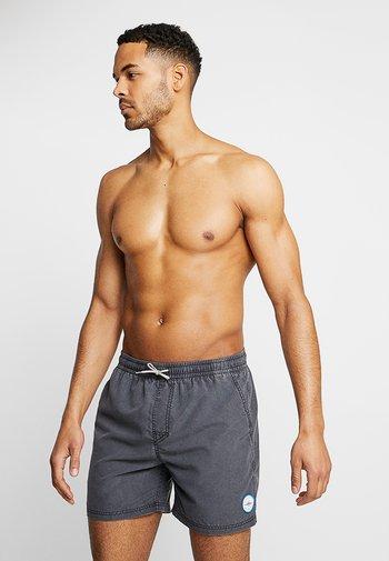 VOLLEY SUNSET SHADES - Swimming shorts - dark grey