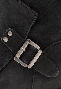 Felmini - VERDY - Cowboy/biker ankle boot - morat black - 2