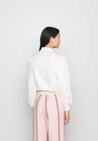 Mossman - THE SHADOW SHIRT - Button-down blouse - white - 2