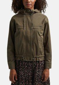edc by Esprit - Summer jacket - khaki green - 4