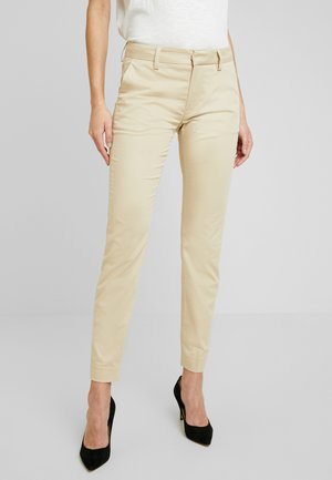 ABBEY COLE PANT - Trousers - safari