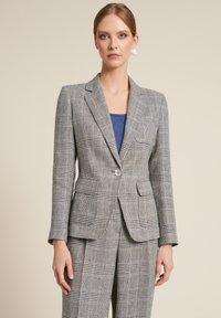Luisa Spagnoli - VITI - Blazer - grey, blue, blue-grey - 0