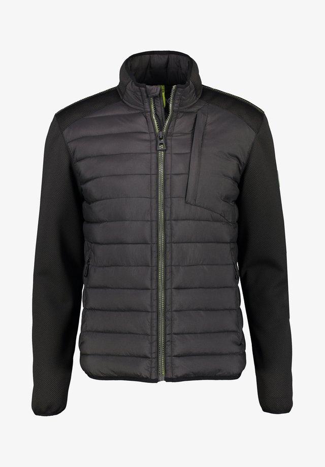 Light jacket - asphalt grey