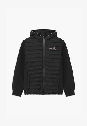 GLINTA QUILTED UNISEX - Trainingsjacke - black