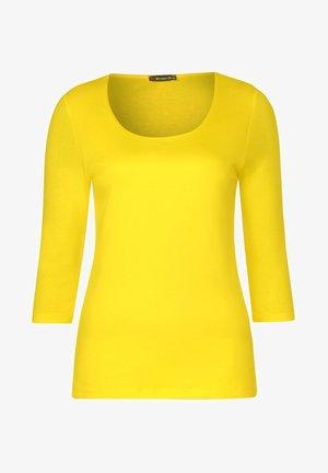 PANIA - Long sleeved top - yellow