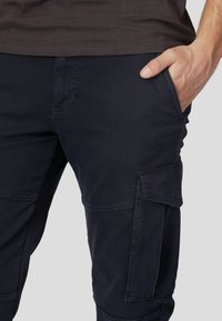 MARCUS - Cargo trousers - ultra dark navy - 3