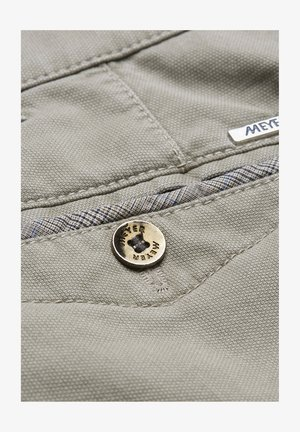 CHICAGO - Trousers - beige