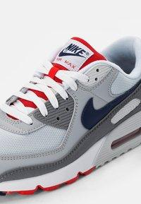 Nike Sportswear - AIR MAX - Zapatillas - white, dark blue - 5