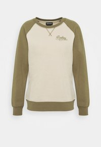 Burton - KEELER CREW - Sweatshirt - khaki - 4