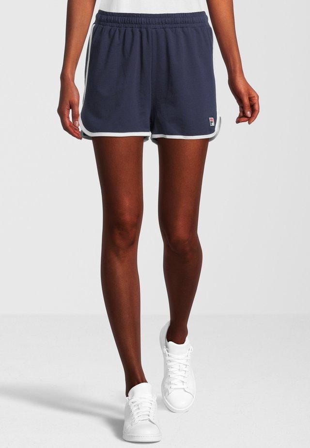 HUYEN  - Shorts - black iris
