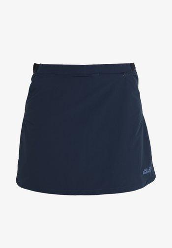HILLTOP TRAIL SKORT  - Sports skirt - midnight blue